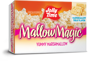 Jolly Time KettleMania Microwave Popcorn. Sweet and salty gourmet kettle corn flavor with Insta-Bowl popping bags thumbnail