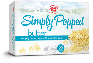 Simply Popped Butter